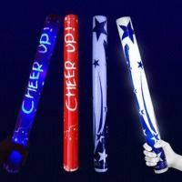 China Flashing Stick for 49cm Cheering Olympic Sports, LED Foam Light on sale
