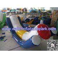 Buy cheap Aqua Park Inflatable Water Games , Inflatable Seesaw / Airtight Custom Made product