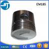 Emei EM185 diesel engine aluminium piston set for tractor engine for sale