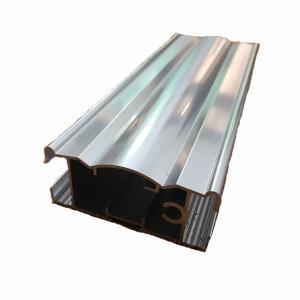 Buy cheap 6063 Customize High Brightness Polished Mirror Fabricated Aluminum Profiles product
