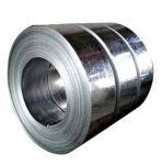 High Strength Zinc Coating Hot Dip Steel Coil Strip , Galvanised Metal Strips Manufactures