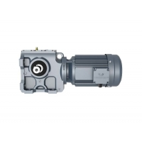 Buy cheap Helical Size 47 High Torque Worm Gearbox ISO9001 product