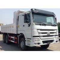 Buy cheap Sinotruk Howo Heavy Duty Dump Truck 6x4 For Construction Material And Mine from wholesalers