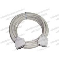 Buy cheap Beige Latch Type Camera Link Cable MDR Male 26pin Metal Backshell with Latches OEM Machine Vision High Speed Cables product