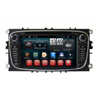 Buy cheap vehicle Touch Screen HD Android Car DVD Navigation System for Ford Focus Mondeo S-MAX product