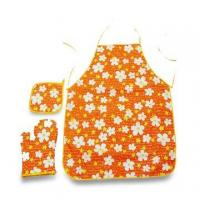 Buy cheap Cooking Aprons, Various Patterns, Colors and Sizes Available product