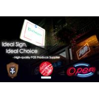 Buy quality Custom Outdoor Personalized Neon Signs For Business Acrylic Laser Cutting Sign at wholesale prices