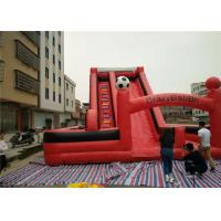 Buy cheap Profesional Bounce House Play Place Air Sealed Large Size Cartoon Image Theme product