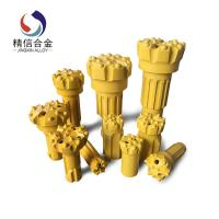 Buy cheap High Speed Rock Drill Bit Length With 100% Virgin Tungsten Carbide Diameter 90mm from wholesalers