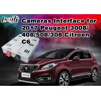 Buy cheap Peugeot Reverse Camera Interface product