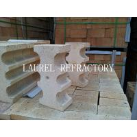 Buy cheap Special Shape Refractory High Alumina Clay Bricks For Fireplace / linings product