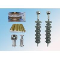 Buy cheap Transmission Line 33kV Composite Polymer Insulator High Tension Outdoor Use product