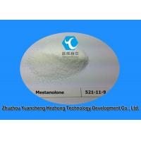 Legal Raw White Powder Male Enhancement Steroids Mestanolone CAS: 521-11-9