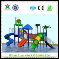 Buy cheap Kids Water House/Aqua Water Park Equipment/used Water Park Slide for Child product