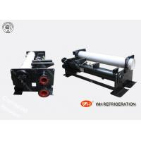 Buy cheap Double System Titanium Steam Shell And Tube Heat Exchanger Refrigeration Equipment product
