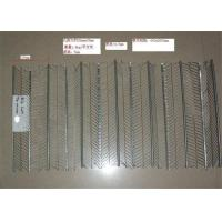 Buy cheap Diamond Shape 316 Galvanized Steel Expanded Wire Mesh 0.35mm Construction Supply from wholesalers