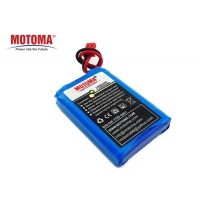 Buy cheap 7.4V 900mAh High Density Lithium Ion Battery For Digital Electronics product