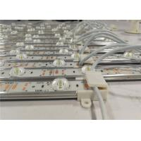 China IP65 Waterproof Rigid LED Linear Light Bars For Box Light Diffuse Lens on sale