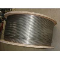 Buy cheap TP304 / 316L Seamless / Welded Stainless Steel Control Line tubing from wholesalers