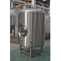 Buy cheap 7 BBL Jacketed Beer Serving Tank  , Jacketed Stainless Steel Serving Tank product