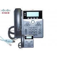 Buy cheap Color Screen Cisco Basic Ip Phone New Original CP-7841-K9 7841 SIP SRTP VoIP Type product