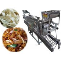 Buy cheap Big Capacity Ho Fun Noodles Making Machine , Rice Noodles Steaming Machine from wholesalers