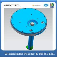 Precision Plastic Injection Parts Stand Fan Molding Prototype for Household Appliance