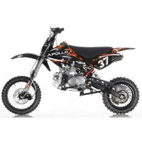 Buy cheap Air Cooled 125cc Mini Dirt Bike 4 Stroke Single Cylinder Manual Clutch Front And from wholesalers