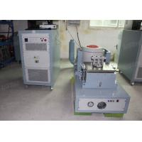 3KN Electromagnetic Vibration Testing Machine Small Sine Force  With 400*400mm Table for sale