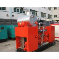 Buy cheap 4 Stroke Gas Backup Generator Water Cooled CHP Natural Gas Generator , 6L from wholesalers