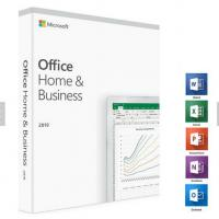 Buy cheap English Original Microsoft Office 2019 Home And Business 32 Bit 64 Bit DVD Media product