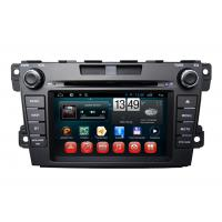 Buy cheap Mazda CX-7 Car GPS Navigation System Auto 3G Wifi Radio RDS Steering Wheel Control product