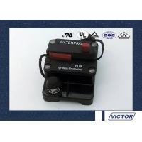 Buy cheap DC Quickly Connect Trip And Hold Circuit Breaker Push To Reset Hand Reset product