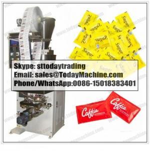 Buy cheap sugar sachet filling machine/sugar packing machine/sachet packaging machine product