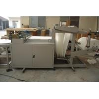 Buy cheap Disposable Fabric Roll Cutter Slitting Machine Nonwoven 3KW AC380V 220V 50HZ product