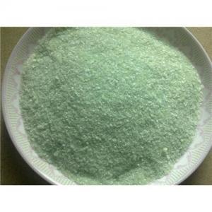 China Iron (II) Sulphate / 7782-63-0 on sale