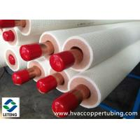 Quality 1/4 Inch Rigid Hard Drawn Copper Tubing with Thermal Insulated Material for sale
