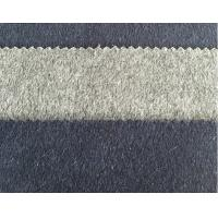 Buy cheap Women Skirts Black Coating Wool Fabric 30% Polyester 600g Per Meter product