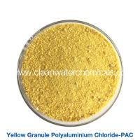 Buy cheap Polyaluminum Chloride PAC For Drinking Water Treatment product