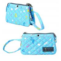 Fashion Lady Clutch Nylon Long Wallet Women Card Holder Purse Handbag Bag
