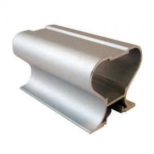 Buy cheap Beige 0.8mm Wardrobe Aluminum Profile For Closet Building Materials product