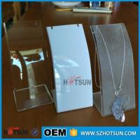 Buy cheap Custom clear countertop ring display/ring rack /acrylic jewelry display stand from wholesalers