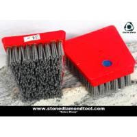 China Frankfurt Stone Cleaning Silicon-Carbide Abrasive Brushes on sale