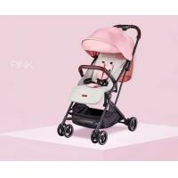 Buy cheap High View Portable Baby Carriage Stroller One Hand Folding For Newborn Sleep Sit Feeding product