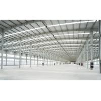 Buy quality Corrosion Resistant Light Weight Metal Structural Steel Buildings With Huge Space at wholesale prices