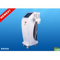 Buy quality Dual Wavelength Lipo Laser Slimming Machine With Imported Diodes at wholesale prices