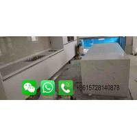 Buy cheap wholesale solid surface countertop material , Italian white carrara marble slab , vanity counter top table top for home from wholesalers