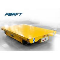 Buy cheap BXC-100T Heavy Duty Cargo Motorized Batteey Transfer Trailer For Industrial product