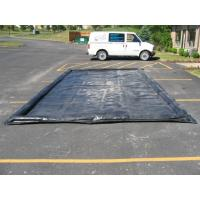 Buy cheap Water Reclamation System Inflatable Car Wash Mat Water Containment Inflatable Wash Pads product