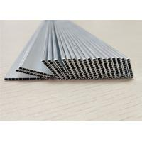 Buy cheap Auto Radiator Spare Parts Flexible Battery Pack Aluminum Extruded Channel Multi Port Tube product
